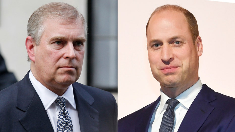 Prince William Not A Huge Fan Of Prince Andrew Played A Key Role In Axing Uncle Over Epstein Scandal Report Fox News