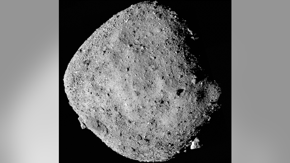 NASA's OSIRIS-REx spacecraft set for historic touchdown on asteroid Bennu