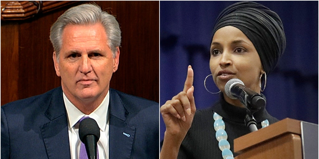 Daniel Fox News Network Christmas December 25, 2020 Omar reportedly shouts 'Stop it!' as GOP's McCarthy recounts