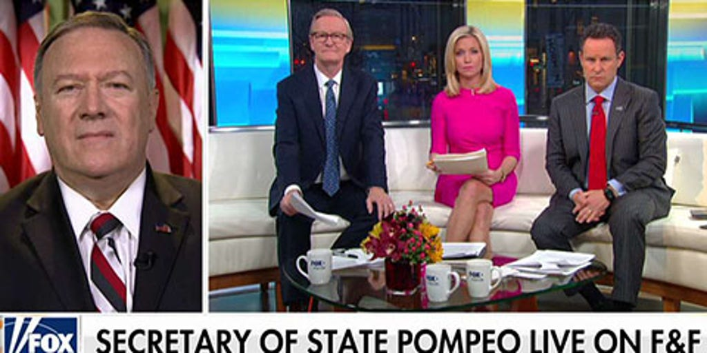 Pompeo rips Dems for scheduling Trump impeachment hearing during NATO summit