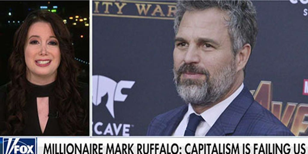 'I had to fire back': Author and entrepreneur slams Mark Ruffalo's 'ridiculous' attack on capitalism