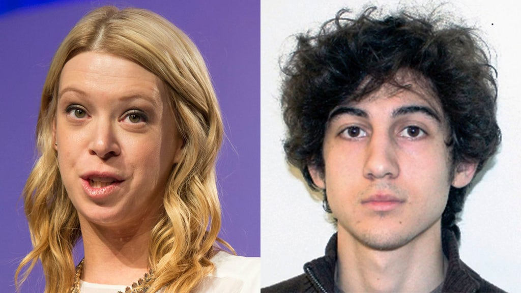 Marathon bombing victim delivers message to terrorist supporter