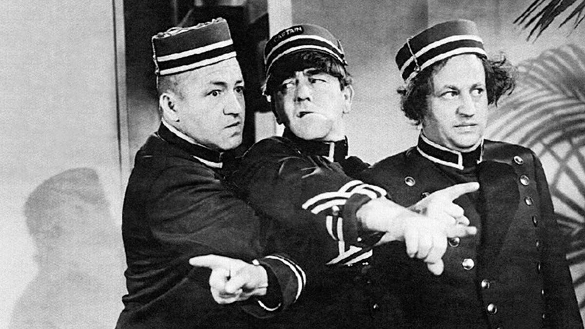 Curly Howard's grandson describes learning he was related to the Three  Stooges icon: 'No one would believe us' | Fox News