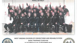 West Virginia corrections employees fired, suspended after apparent Nazi salute photo, officials say