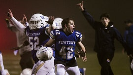 Newtown wins state football championship 7 years to the day after Sandy Hook