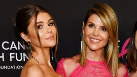 Olivia Jade stuns in black and white photos ahead of parents Lori Loughlin, Mossimo Giannulli's sentencing