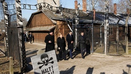 Germany's Angela Merkel visits Auschwitz for first time amid rising anti-Semitism