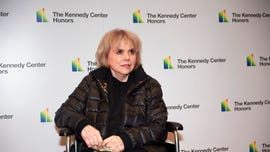 Linda Ronstadt calls Mike Pompeo a Trump enabler during reception