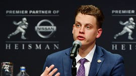 Joe Burrow wins 2019 Heisman Trophy as LSU heads into College Football Playoff