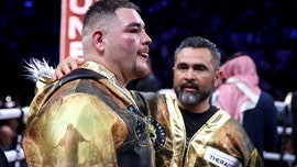 Andy Ruiz Jr. says poor training, diet led to loss to Anthony Joshua: 'I think I ate everything'