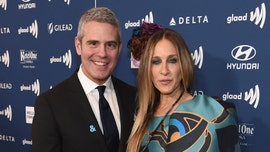 Sarah Jessica Parker shares throwback pics of Andy Cohen on 'Sex and the City' — and fans are stunned