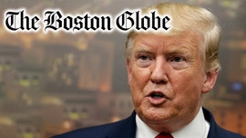 Boston Globe editorial board blames coronavirus' spread on Trump: He has 'blood on his hands'