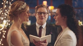 Hallmark pulls Zola commercial of brides kissing after conservative group calls for boycott