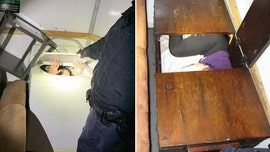 California border agents find 11 Chinese nationals hiding inside appliances, furniture in truck from Mexico