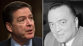 James Comey compared to infamous J. Edgar Hoover in FISA report hearing