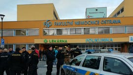 Gunman opens fire inside Czech hospital, kills at least 6