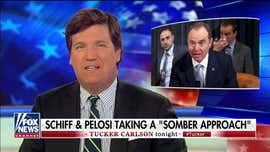 Tucker Carlson: Pelosi deployed meaningless 'cliches' to defend Democrats' 'somber approach' to impeachment