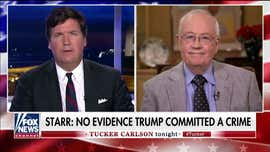 Ken Starr: Trump's partisan, 'weaponized' impeachment will be 'unprecedented in American history'