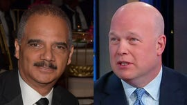 Former acting AG Whitaker hits back at Eric Holder's 'odd' criticism of William Barr