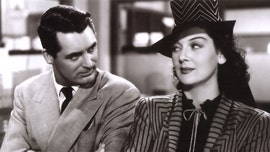 '40s star Rosalind Russell refused to play second fiddle to Cary Grant in 'His Girl Friday,' book says