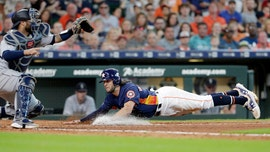 New York Mets acquire Jake Marisnick from Houston Astros for minor leaguers
