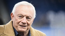Dallas Cowboys' Jerry Jones has testy radio interview, gets dropped after cursing