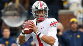 Ohio State's Justin Fields wants to 'beat the brakes off' Michigan