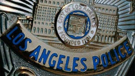 LAPD officer arrested, charged after allegedly caught on video fondling corpse