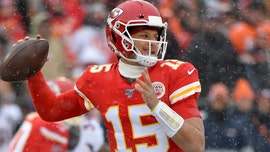 Patrick Mahomes receives congratulations from father's ex-MLB team after Chiefs' AFC title win