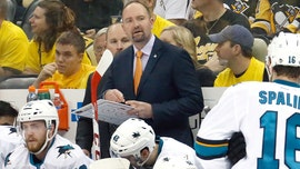 San Jose Sharks fire coach Peter DeBoer