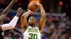 Former Celtics first-round draft pick fined in Chinese league for looking down during national anthem