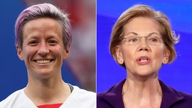 Megan Rapinoe endorses Elizabeth Warren: She's 'bold' and 'real'