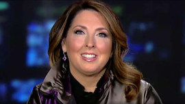 Ronna McDaniel: Trump is focused on Americans, not the 'world popularity contest'