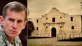 Retired four-star general tours the Alamo in new documentary