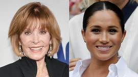 Stefanie Powers says Meghan Markle's job is 'to be Harry's wife, not change the royal dynamic'