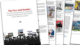 Anti-Semitism in US linked to BDS movement, new NGO-backed report finds