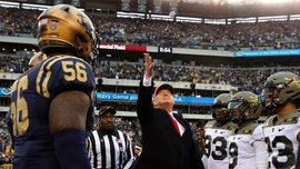 Navy defeats Army to claim Commander-in-Chief Trophy with Trump in attendance