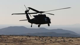 Black Hawk helicopter in Minnesota crashes after takeoff with 3 aboard