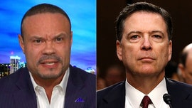 Dan Bongino tears into James Comey after 'Fox News Sunday' interview: 'Comey needs to just come clean'