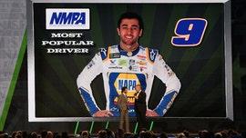 Chase Elliott named NASCAR's most popular driver again