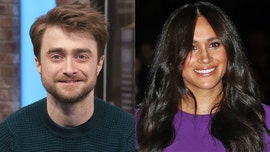 Daniel Radcliffe says he feels 'terrible' for Meghan Markle