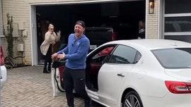 Josh Donaldson shocks mom with Maserati after she keeps promise to quit smoking