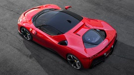 Electric Ferrari not happening before 2025, CEO says