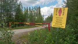 Con man arrested in Russia after allegedly building fake border posts for migrant workers