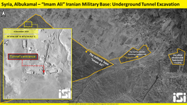 Iran building new underground tunnel to house missiles: intelligence sources