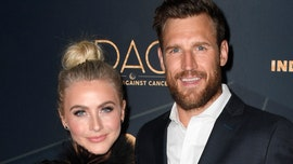 Brooks Laich talks goal of exploring his sexuality amid rumored marriage trouble with Julianne Hough