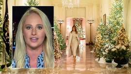 'Melania is a tough cookie': Tomi Lahren comes to first lady's defense after attacks on Christmas display