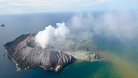 After New Zealand volcano eruption, relatives desperate when American couple's voicemail goes silent
