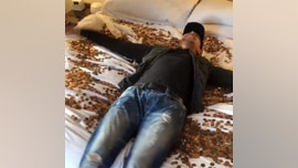 Martin Truex Jr. and Denny Hamlin penny-bombed Kyle Busch's bed to pay off bet