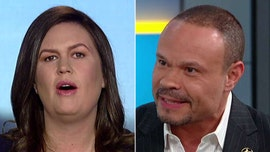 Sanders, Bongino sound off: Only thing the IG report 'vindicated' was Trump's firing of Comey